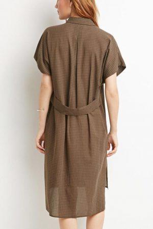 olive-slash-black-forever21-gingham-shirt-dress-screen (2)